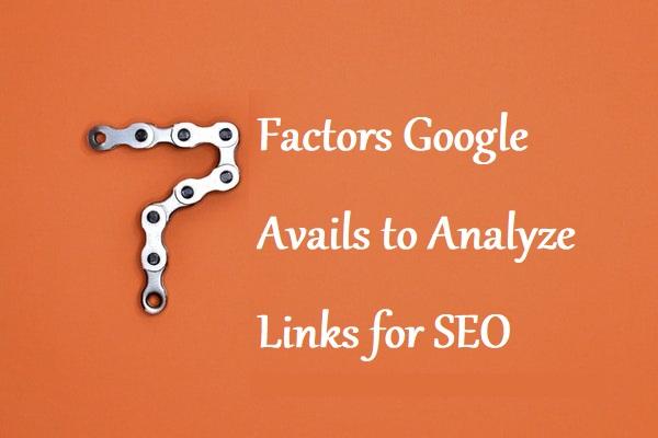 Analyze Links